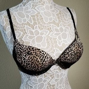 MARILYN MONROE PADDED PUSH UP BRA 36C